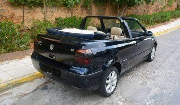 VW GOLF CABRIO AYTOMATIC, LEATHER '00 full