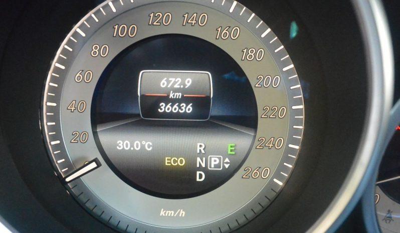 MERCEDES E180 EDITION AUTOMATIC full